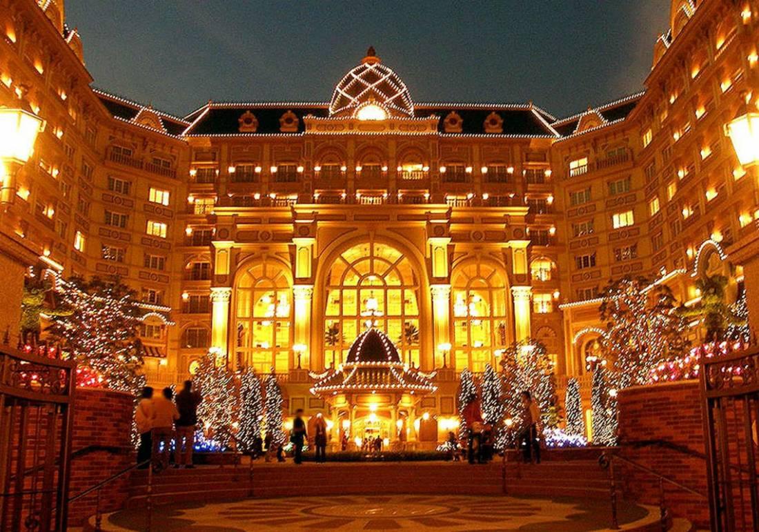 東京ディズニーランドオフィシャルホテルならプランに合わせて宿泊が